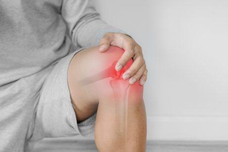 ne skauda sąnarius ir raumenis