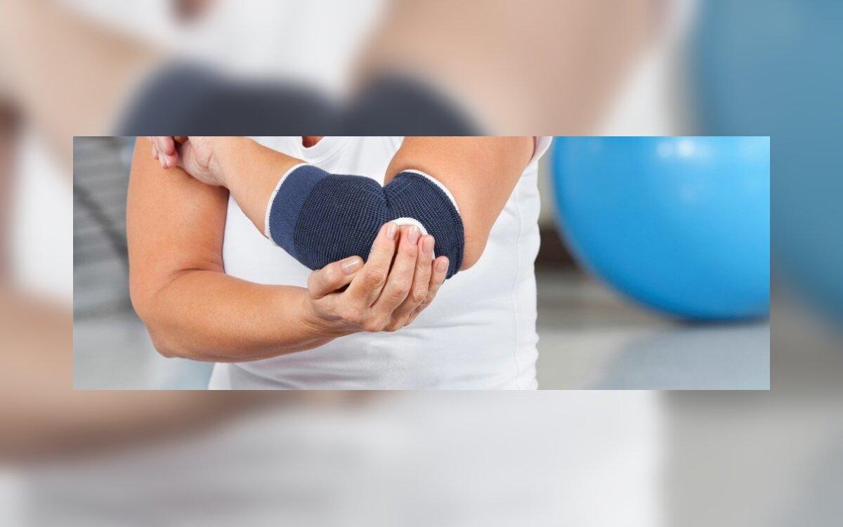 skausmas sąnarių poros su sąnarių ligos gydymui