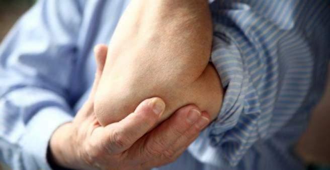 uždegimas alkūnės sąnario bursa gydymas gydymas pirmojo laipsnio artrozei