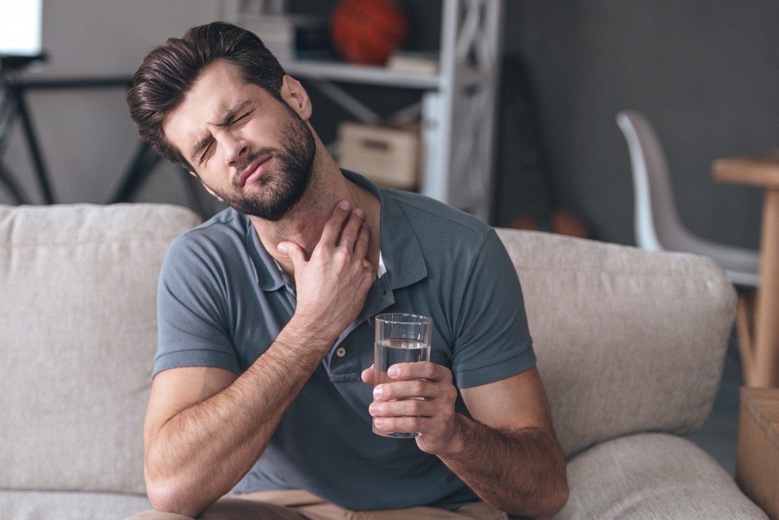 osteochondrozė gerklės sąnarių