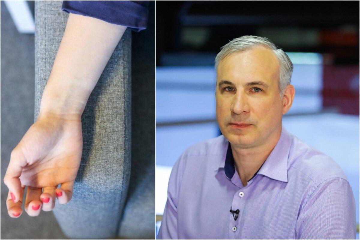 kas yra šališkumu dėl peties sąnario gydymo pertrauka artrozės jungtys šepetys rankinis gydymas