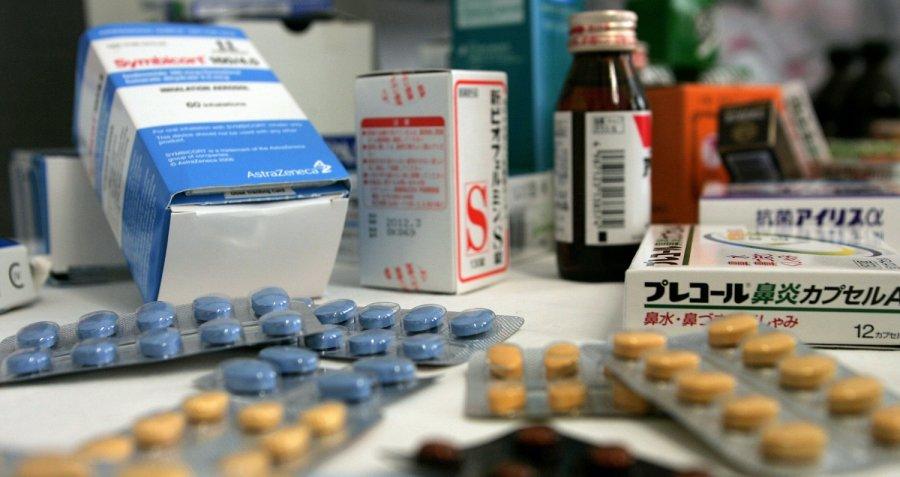 vaistai nugaros skausmui malšinti