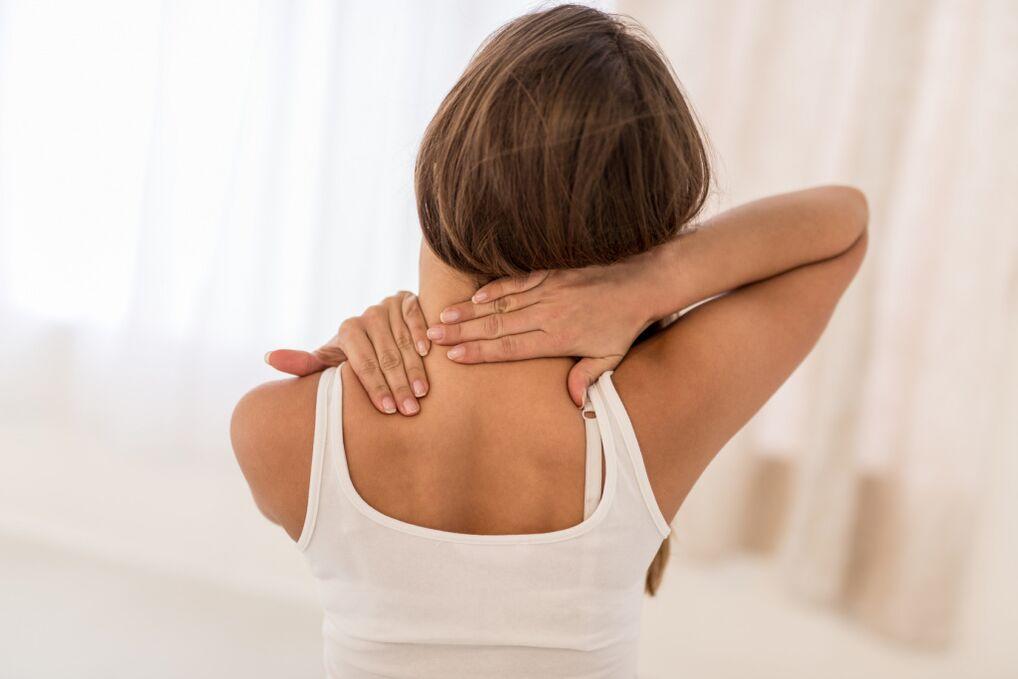 išsami tepalas už osteochondrozės gydymui graikija gydymas sąnarių