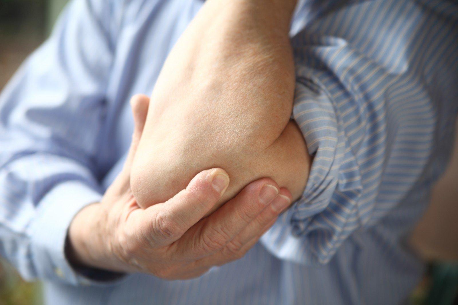 gydymas epipudilite alkūnės sąnarių liaudies metodų