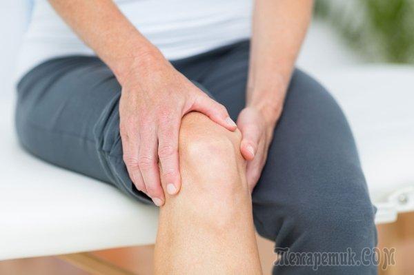 šilumos sulyginti artrozės metu