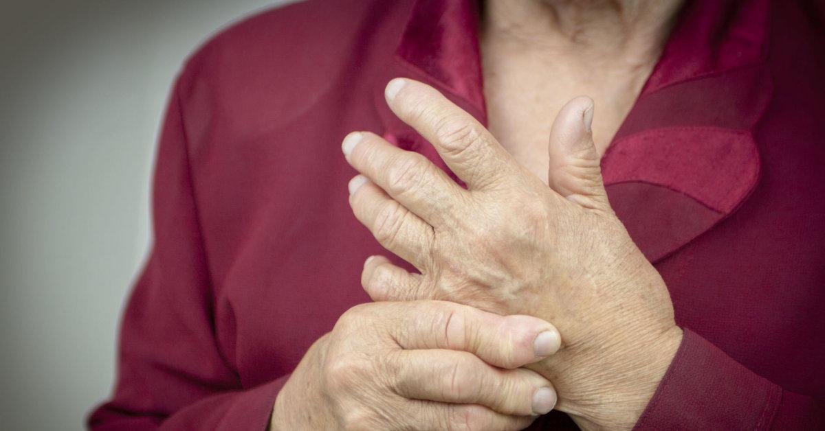 ligos peties sąnarių gydymas