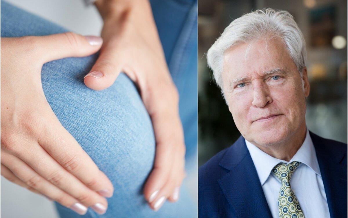 bendra priežastis dėl ligos skausmas apatinėje nugaros dalyje ir jungtys dubens