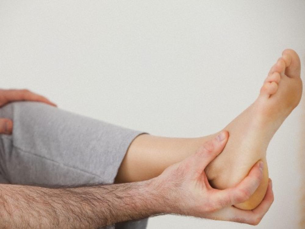 kaip pašalinti skausmą bendrą kulno