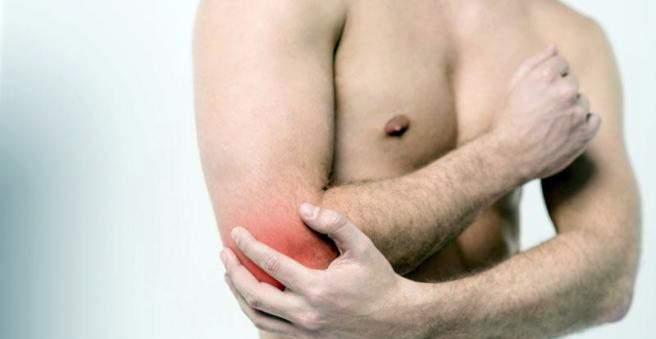 uždegimas alkūnės sąnario bursitas gydymas namuose lėšos iš skausmas alkūnės sąnarių