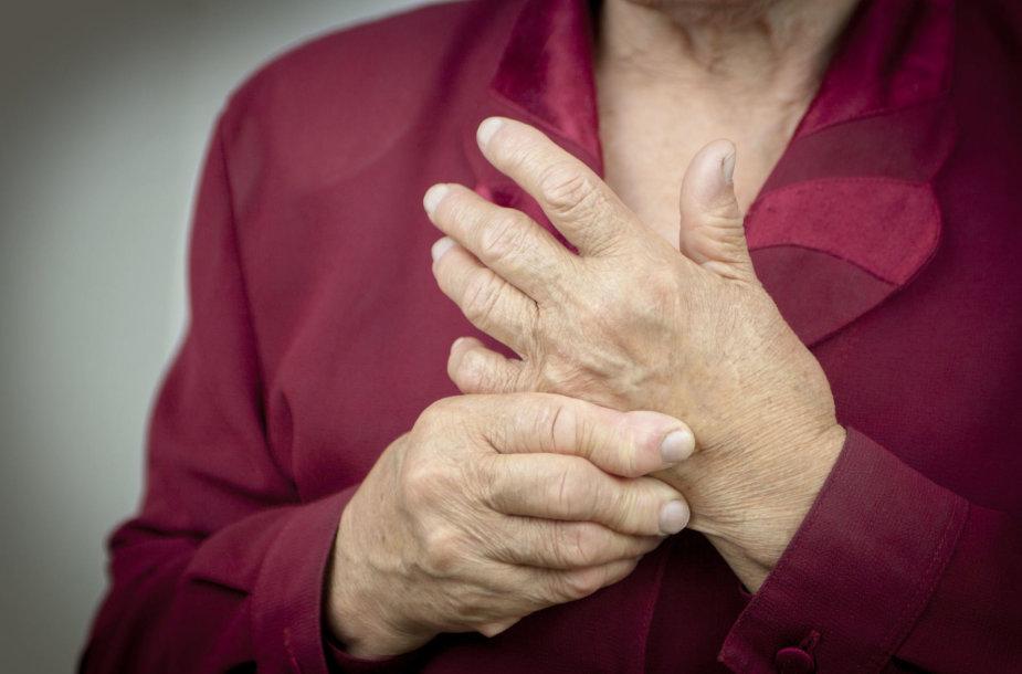 ligos sąnarių liaudies gydymo metodų gydymas pirštų sąnarių su tepalais