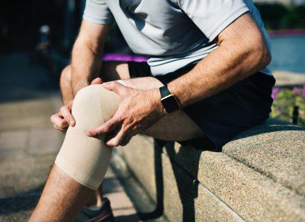 skauda rankos raumenys