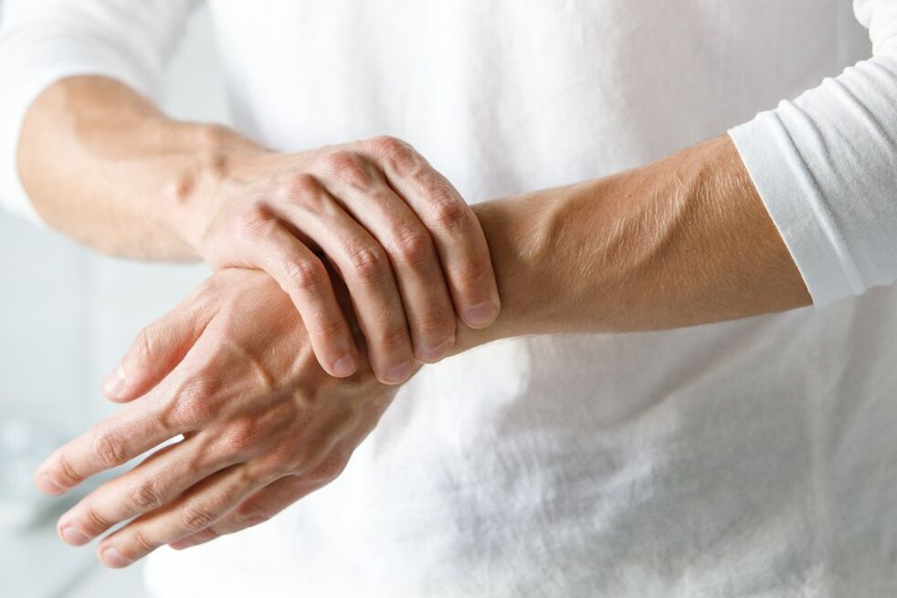 lėtinis artrozė iš alkūnės sąnario šlaunies sąnarių skausmai