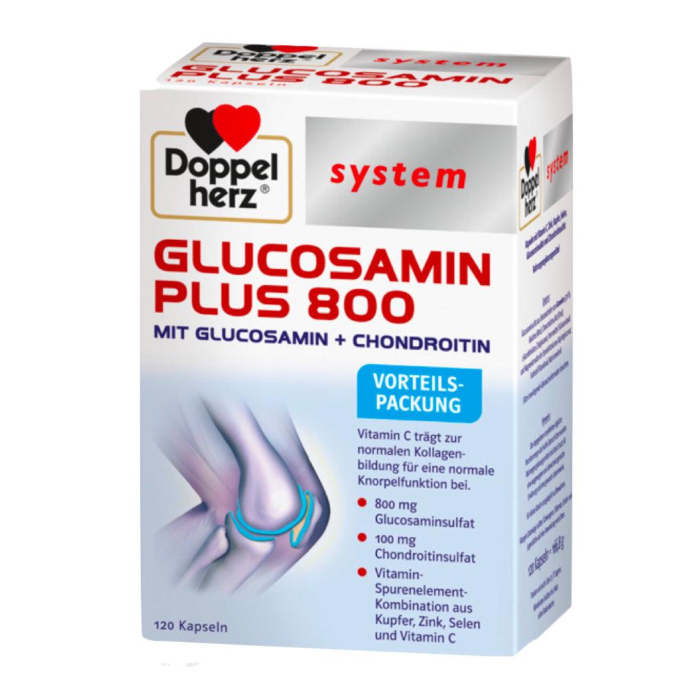 doppel herz aktiv gliukozaminas chondroitino atsiliepimai