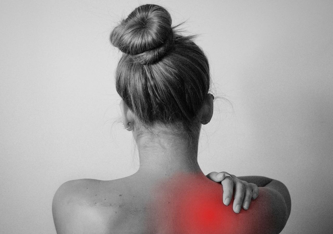 skausmas visų raumenų ir sąnarių