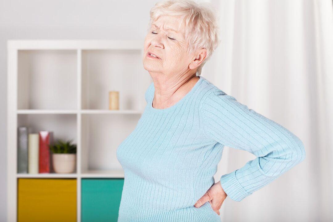 išsami tepalas už osteochondrozės gydymui nuo sąnarių gydymo
