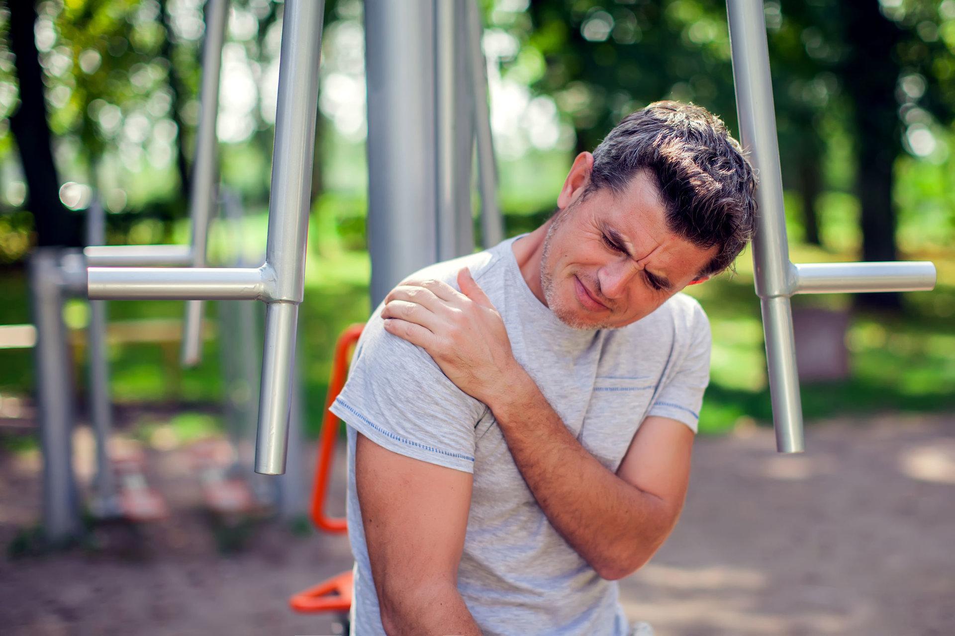 ką daryti su traumų skausmo