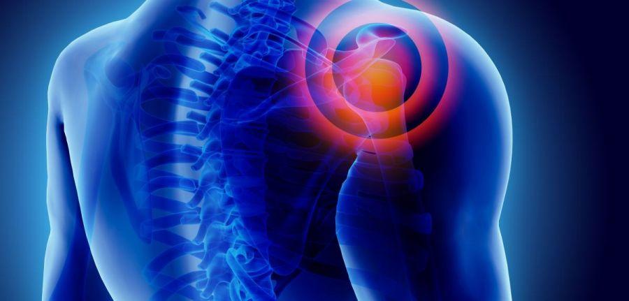 pirmoji medicinos priežiūros dėl peties sąnario traumos