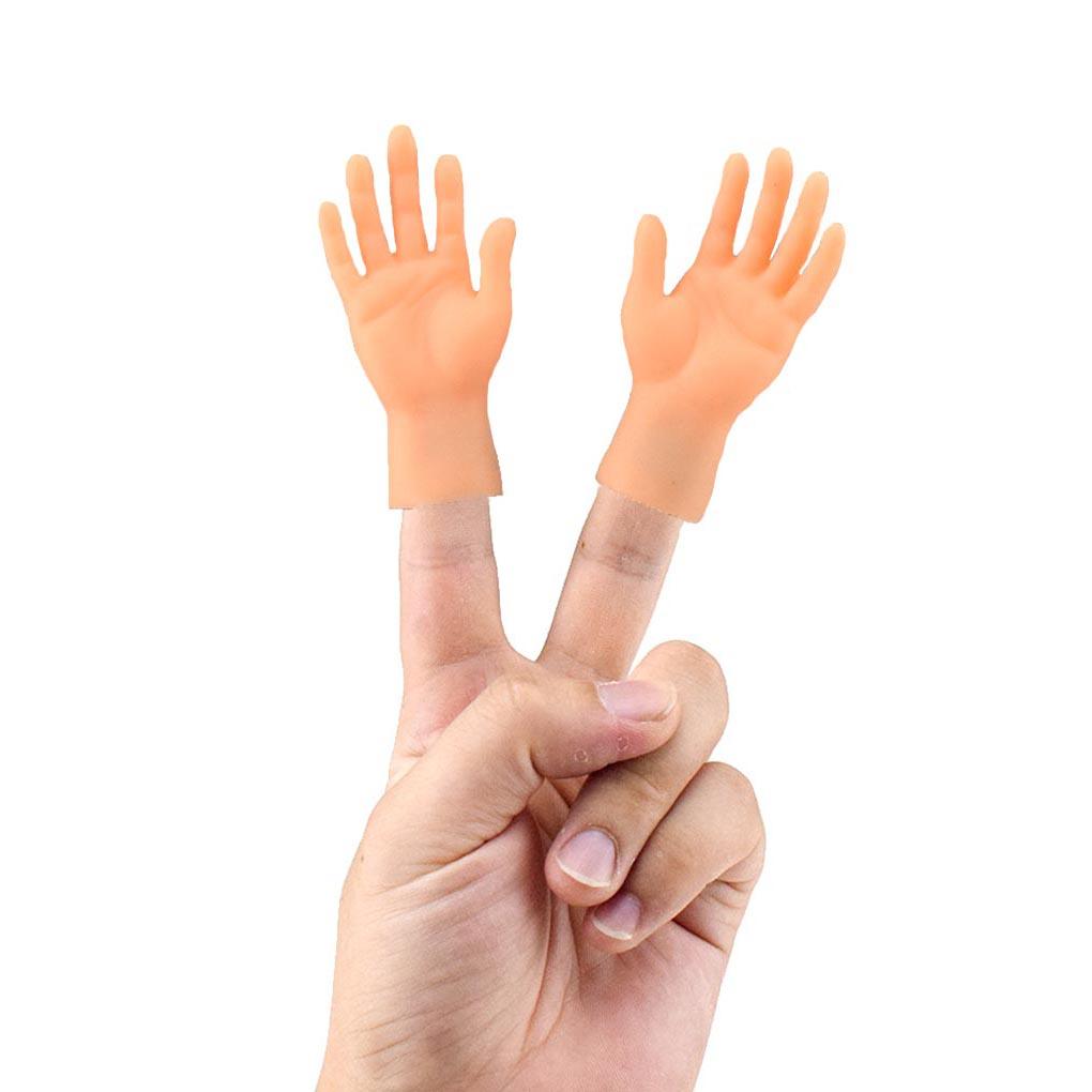 rankų pirštų saldūs